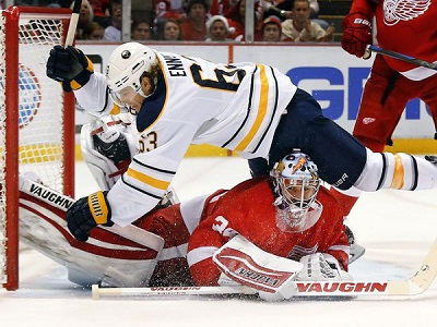 Super Official Preview: Sabres vs Detroit Red Wings