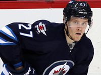 Ehlers scores hat trick to lead Jets past Oilers