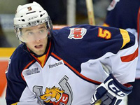 Belle River native Ekblad will lead Team Canada