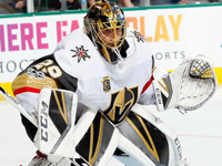 Fleury close to returning to practice with Golden Knights