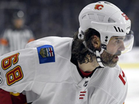Jagr placed on injured reserve by Flames