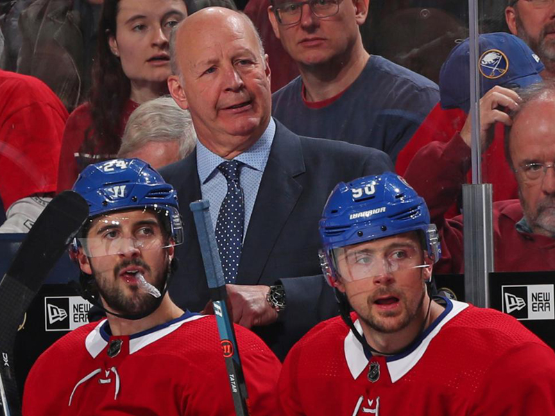 Julien to return as Canadiens coach next season: report