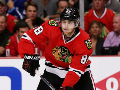 Blackhawks forward Kane out 12 weeks after surgery