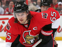 Boucher: Karlsson could be back Tuesday