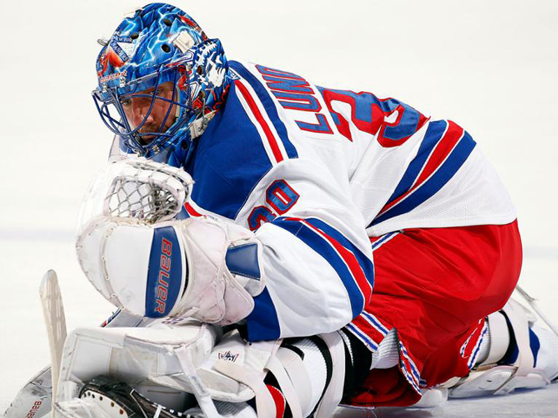 Lundqvist one of many influences on Georgiev with Rangers
