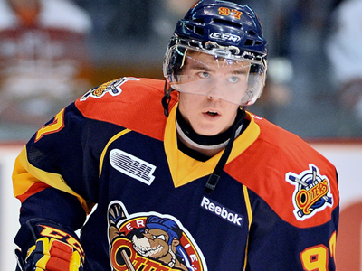 In an unscientific study, McDavid goes to the Buffalo Sabres