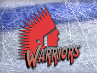 Broncos edge Warriors in WHL exhibition action