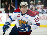 Moroz score three but Oil Kings still fall to Wheat Kings