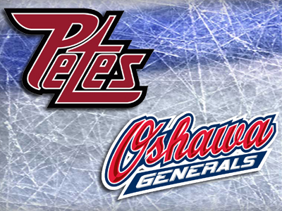 Generals and Petes Renew Rivalry in OHL Eastern Conference Semifinal Series