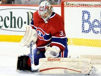 Canadiens goalie Price to miss at least six weeks