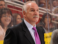 Quenneville hired as Panthers coach