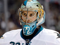 Sharks re-sign Stalock and Brown