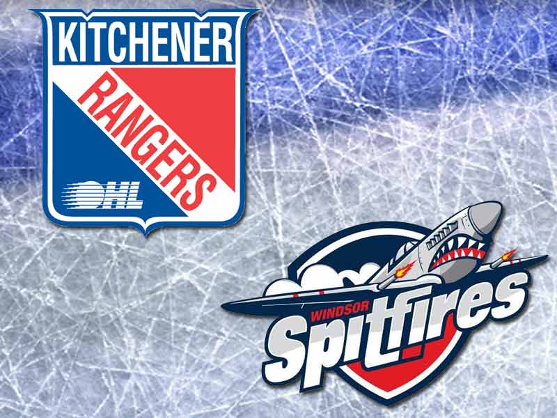 Rangers grind out a win versus the Spitfires