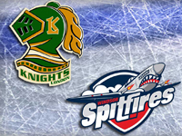 Knights stave off elimination with 2-1 win over Spitfires