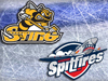 Spits Stung by High Flying Offence