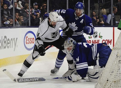 Maple Leafs impress as they battle back against the Kings