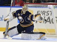 Sabres goalies pop up in trade rumors